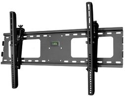 Black Adjustable Tilt/Tilting Wall Mount Bracket for Vizio T