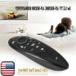Black Remote Control For LG 3D SMART TV AN-MR500G AN-MR500 M