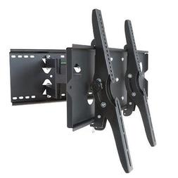 "Full Motion Universal HD 4K TV Tilting Wall Mount for 30"" -"