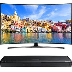 "Samsung 65"" Class KU7500 7-Series Curved 4K Ultra HD Smart L"