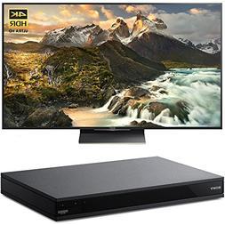 Sony 75-Inch Class 4K Ultra HD TV  with Sony 4K Ultra HD Sma