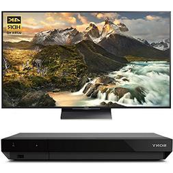 Sony 75-Inch Class 4K Ultra HD TV  with Sony 4K Ultra HD Blu
