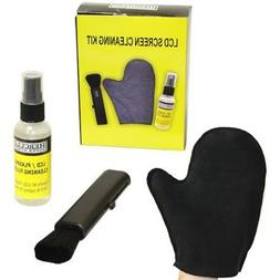 Hercules LCD Screen Cleaning Kit with Microfiber Cleaning Gl