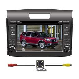 "BlueLotus® In-dash 7"" Car DVD Player GPS Navigation for Hon"
