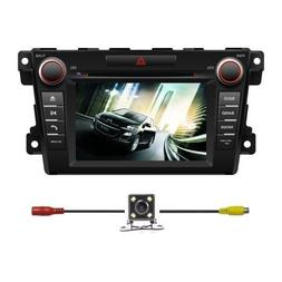 "BlueLotus In-dash 7"" Touchscreen Car DVD GPS Navigation for"
