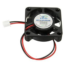 12V DC 40mm Cooling Fan For 3D Printer RAMPS Electronics / E