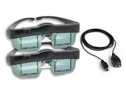 DLP 3D shutter glasses and transmitter pack for your compati