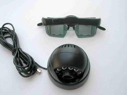 DLP 3D Starter Pack- Shutter Glasses and Transmitter for You