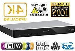 Panasonic DMP-BD270 multizone Blu Ray ABC and all region DVD