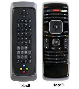 Dual Keyboard Remote XRT301 for All Vizio 3D TVs w Amazon Ne