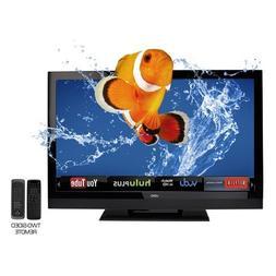 "VIZIO E3DB420VX 42"" 3D HDTV 1080P 120Hz WiFi APPS BUNDLE W/3"