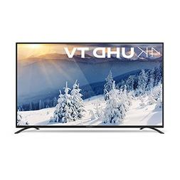 Furrion FEUS75F1A 75-Inch 4K LED Ultra HD TV, Black Stainles