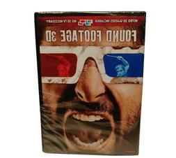 Found Footage  ~ Retro 3d Glasses Included...~ No 3D TV Nece