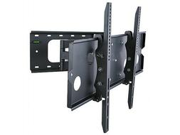 Universal TILT SWIVEL ARTICULATING CORNER TV WALL MOUNT BRAC