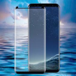 Full Screen 3D Curved Edge Tempered Glass Film for Samsung G