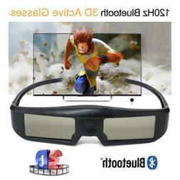 G06-BT 120Hz 3D Blue-tooth Active Shutter Glasses Rechargeab
