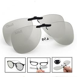 3D Viewing Surprise For Eyewear Users | Bigger 3D Glasses Cl