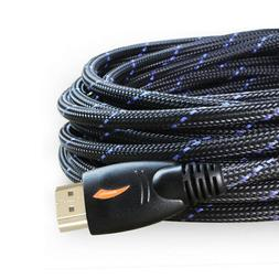 HD HDMI Cable Cord 30ft 1080P 720P For BLURAY 3D HDTV XBOX P