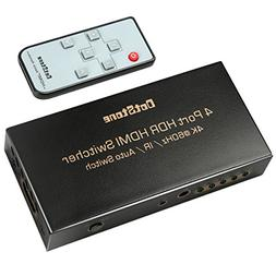 hdmi switch 2 0