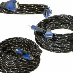 HDMI Premium Cable high Speed 1.4v For BLURAY 3D DVD PS3 HDT
