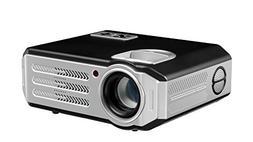 1080P Full HD 4800 Lumens LCD LED Home Theater Cinema Projec