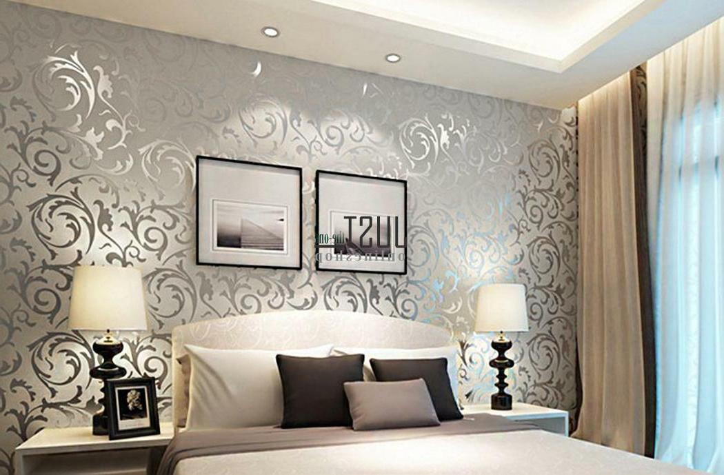 10M Modern 3D Wallpaper Bedroom Wall Decoration Roll JT