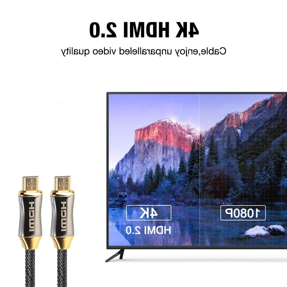 1M 10M <font><b>HDMI</b></font> <font><b>HDMI</b></font> <font><b>Cable</b></font> High Plated Connection <font><b>Cable</b></font> Cord For UHD 3D Xbox