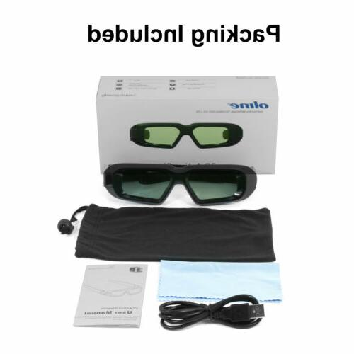 Rechargeable Active Glasses Epson 3LCD