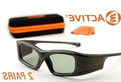 3active samsung compatible 3d glasses