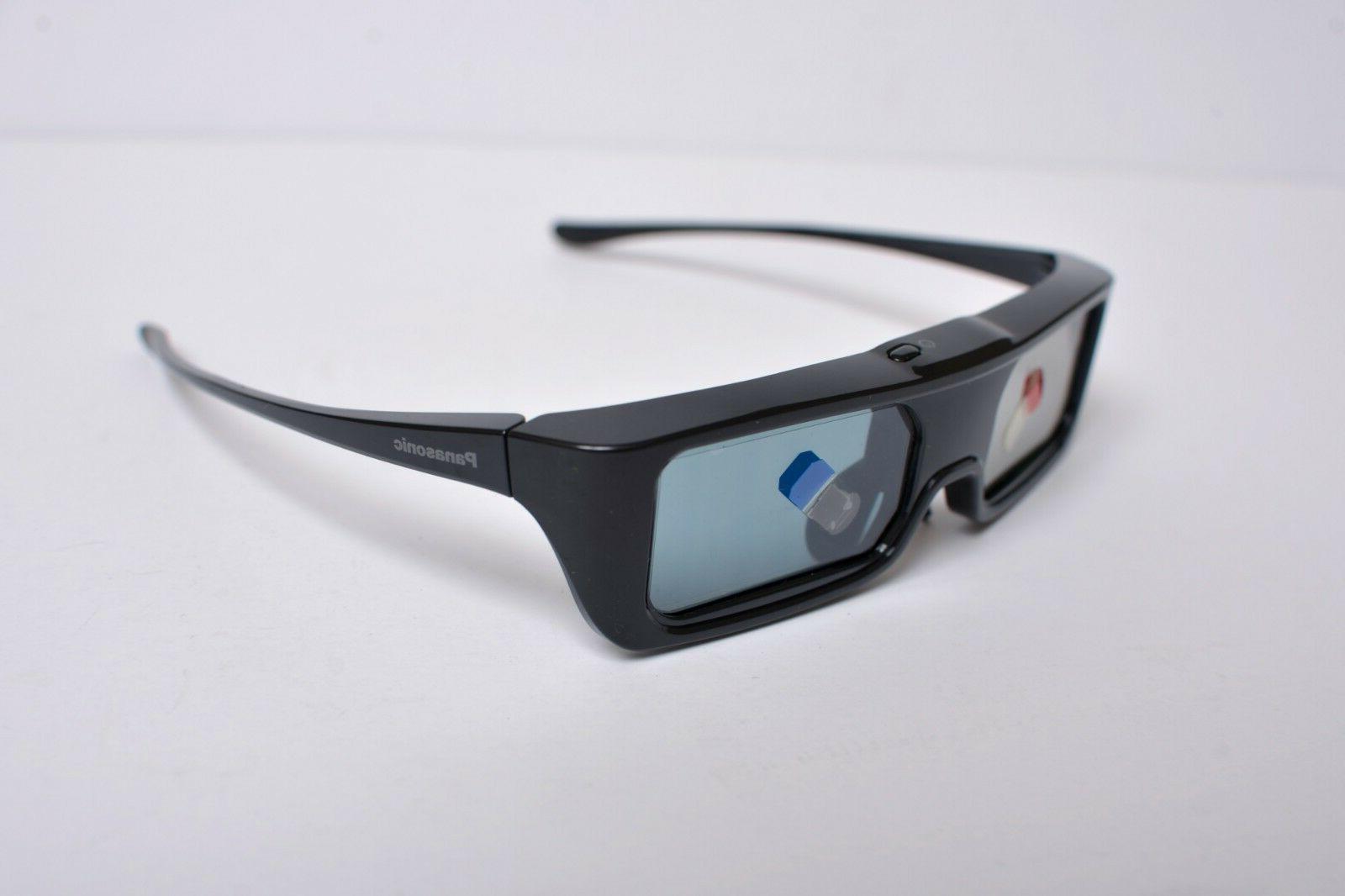 Panasonic 3D Glasses Full HD Black TY-ER3D5MA TV Home Entert