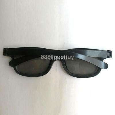 3D Glasses Passive Circular Polarized For RealD Cinema 3D LG
