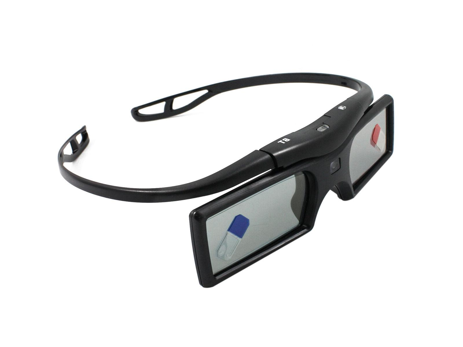 NEW 3D Glasses for 3D TV TDG-BT400A US