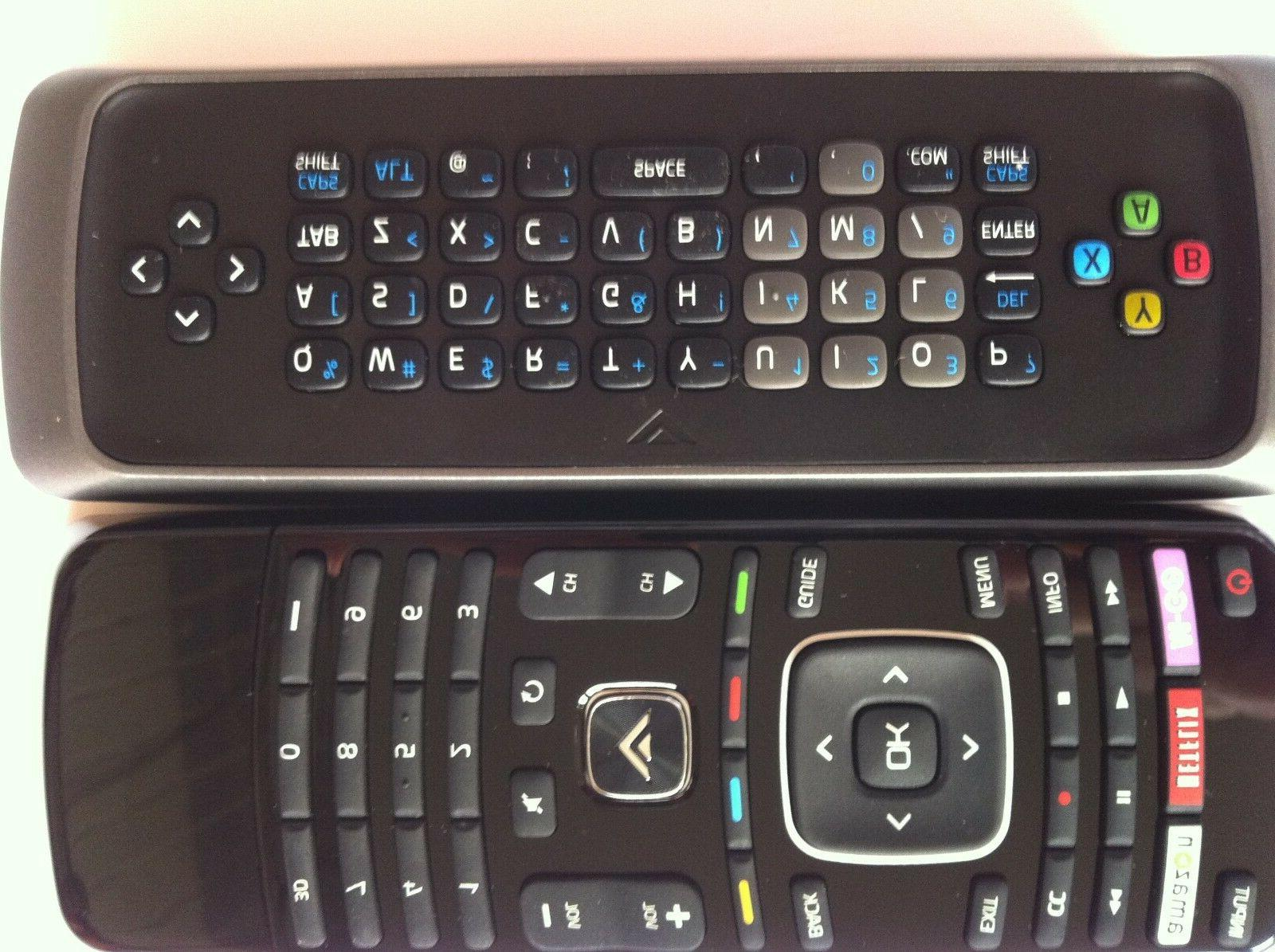 Vizio Smart qwerty keyboard Remote for E3D470VX E3D320VX