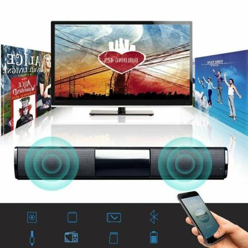 3D Sound System Speaker Wireless