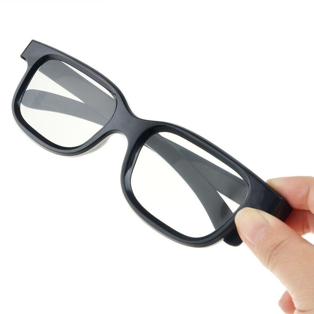 4 3D Glasses TV =