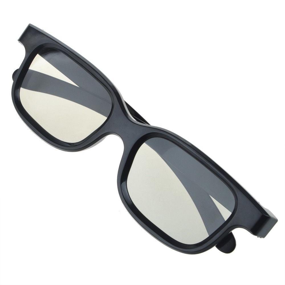 4-Pairs-Passive-3D-Glasses-with-Polarized-Plastic-Lenses-for-LG-3D-TV-AG-F310 4