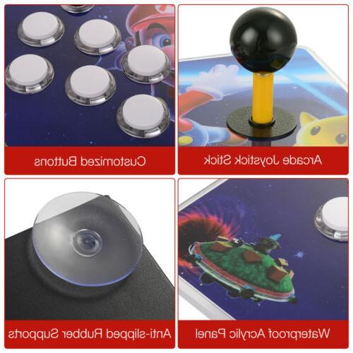 4000 3D 2D 2 Sticks Console For XC819