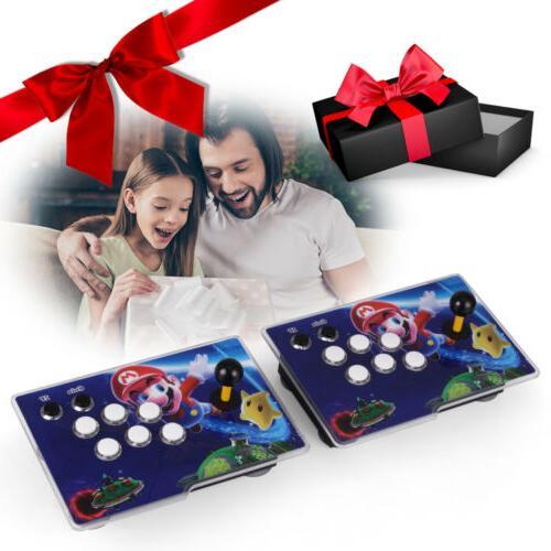 4000 3D 2D 2 Sticks Arcade Console PC XC819