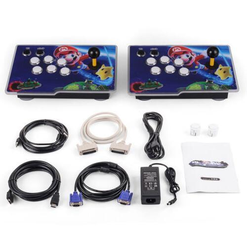 4000 3D 2 Sticks Arcade Retro Console For TV XC819