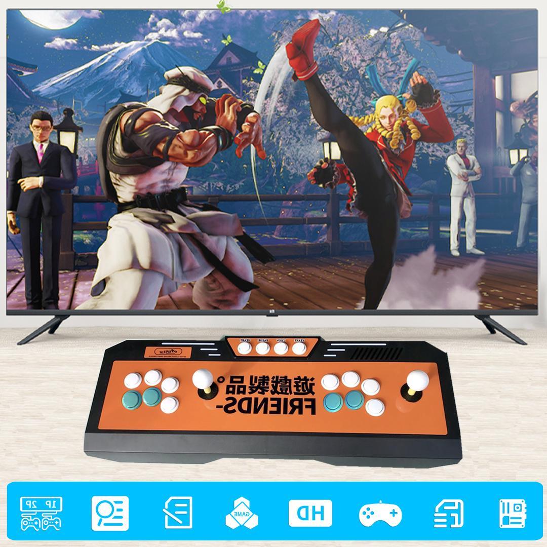 4018 3D Pandora's Box Arcade Consoles for TV with