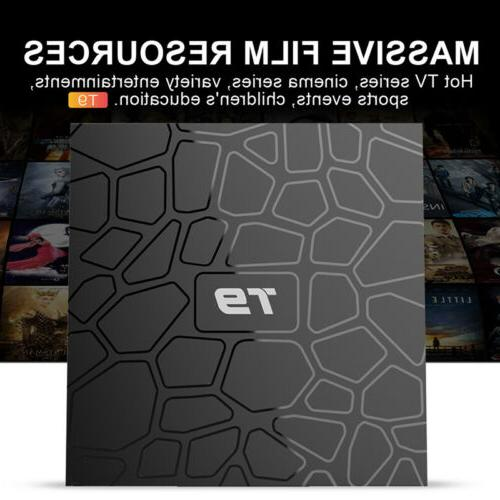 4K 4G+64G Android Smart Box Core USB3.0 Player Blu-ray