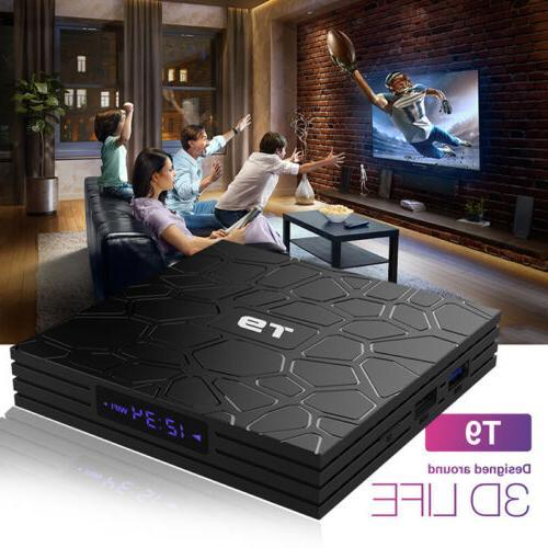 4K 4G+64G Core USB3.0 Player 3D