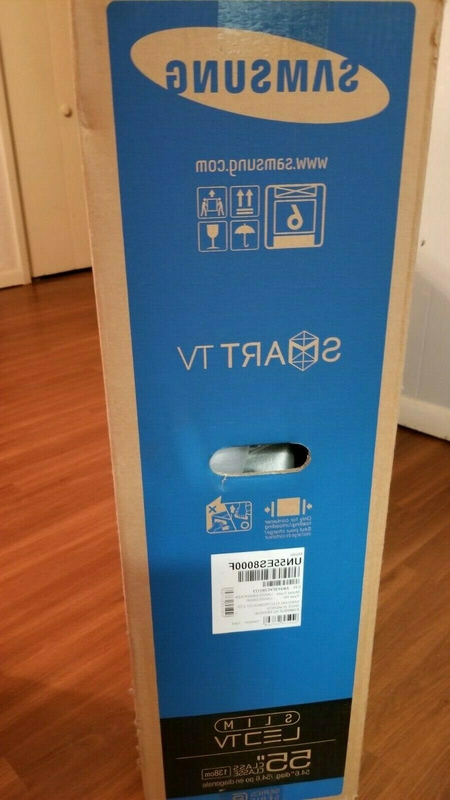 """Samsung Series UN55ES8000 55"""" Full 3D HD LED TV"""