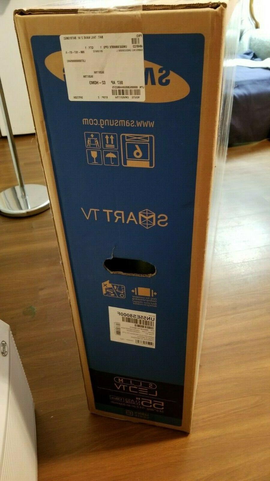 "Samsung 8000 Series 55"" Full 1080p HD Slim TV"