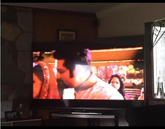 Sharp 90-Inch Aquos Smart LED HD TV 1080p 120Hz 3D LC-90LE657U