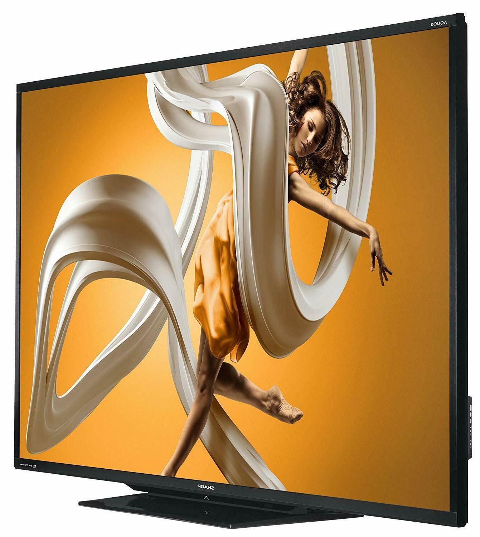 90 inch aquos smart led hd tv