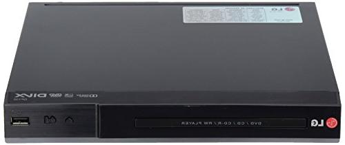 LG DP132 DVD With Flexible USB