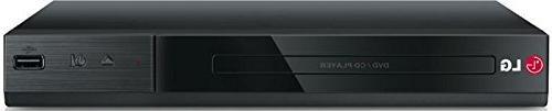 LG All Multi Region Region 1080p HDMI UpConverting DivX, USB Plus, with Remote