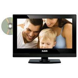 RCA 13inch LED TV With Dual DVD AC/DC Power 1366 X 768 HD Re