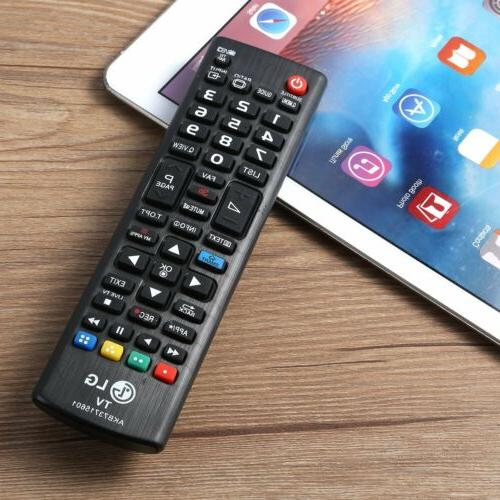 Replacement Remote LG AKB73715601 Player 3D
